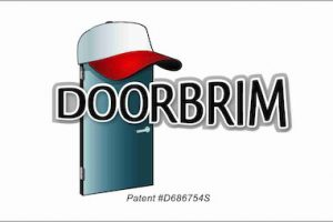 Exterior Door Rain Diverters by DOORBRIM