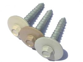 stainless steel concrete fasteners