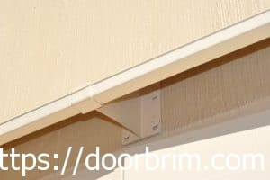 door awning