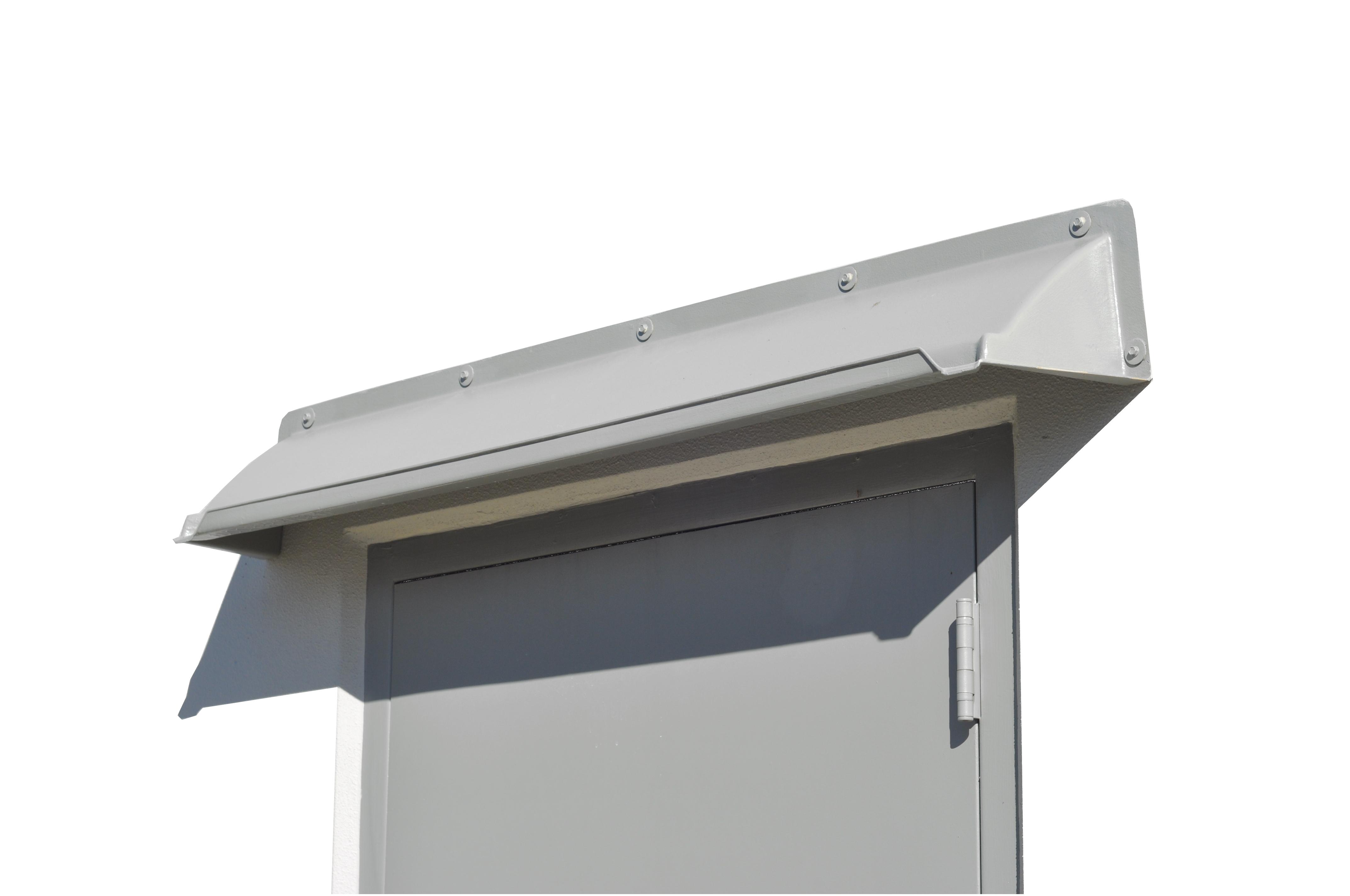 """Single 36"""" Door Canopies"""