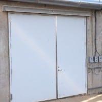 Triple Door Canopy