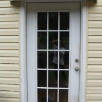 DOORBRIM Door Hood