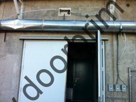 Extended Width Door Canopies